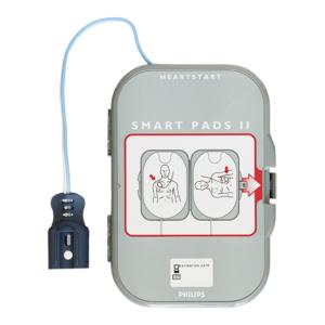 Philips Heartstart FRx SMART II electrodos adulto