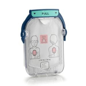 Philips Heartstart HS1 kinderelektroden cassette