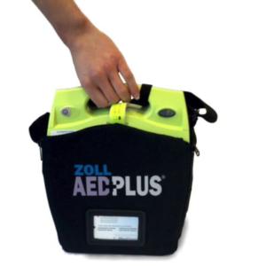 Zoll AED Plus draagtas