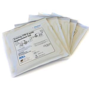 Zoll trainingselektroden replacement padz