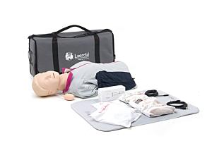 Laerdal Resusci Anne  QCPR, torso (Incluye bolsa de transporte)