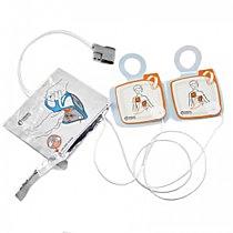 Cardiac Science Powerheart G5 electrodos pediátricos entrenamiento