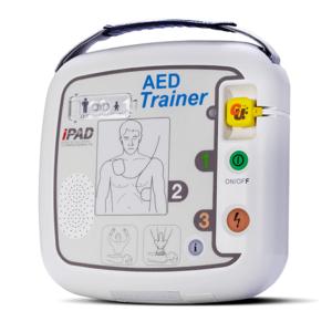 CU Medical i-PAD SP1 DEA entrenamiento