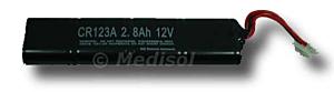 M&B AED 7000 batería