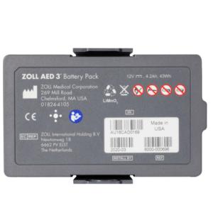ZOLL AED 3 batería
